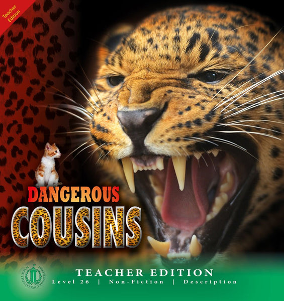 Dangerous Cousins 6-pack (Level 26)