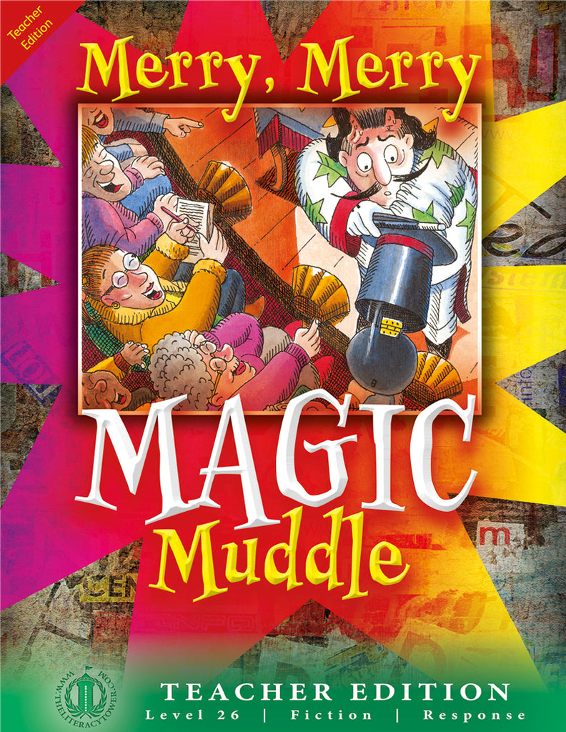 Merry, Merry Magic Muddle (Teacher Edition - Level 26)