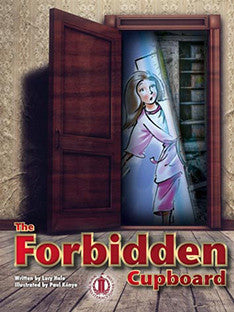 The Forbidden Cupboard (Level 27)