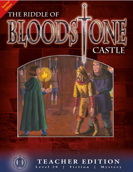 The Riddle of Bloodstone Castle (Teacher Edition - Level 29)