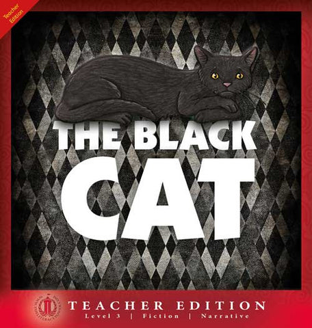 The Black Cat (Teacher Edition - Level 3)