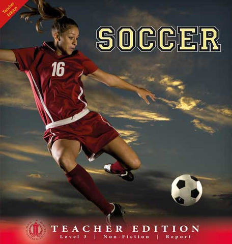 Soccer (Teacher Edition - Level 3)
