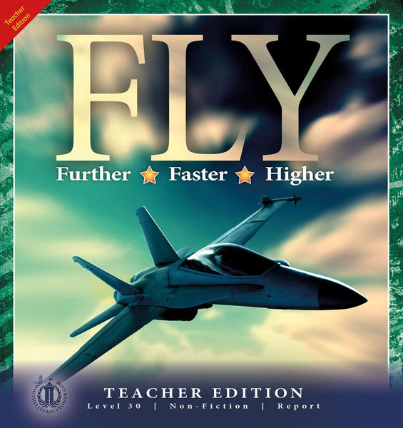 Fly Further, Fly Faster, Fly Higher 6-pack (Level 30)