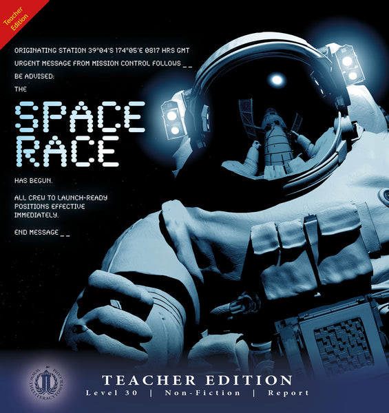 The Space Race (Teacher Edition - Level 30)