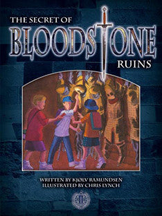 The Secret of Bloodstone Ruins (Level 30)