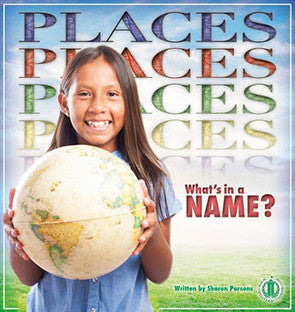 Places: What's in a Name? (Level 30)