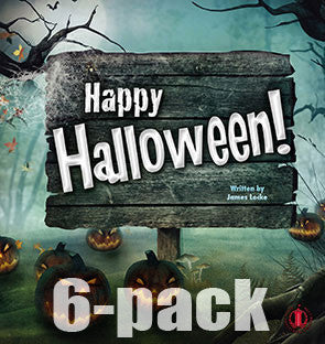 Happy Halloween! 6-pack (Level 4)