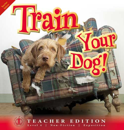 Train Your Dog (Teacher Edition - Level 4)