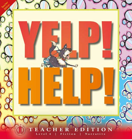 Yelp! Help! (Teacher Edition - Level 4)
