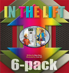 In the Lift 6-pack (Level 5)
