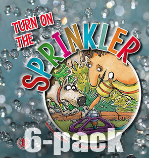 Turn On the Sprinkler 6-pack (Level 5)