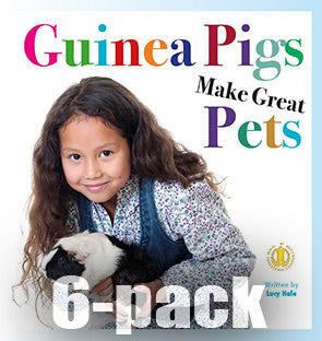 Guinea Pigs Make Great Pets 6-pack (Level 6)