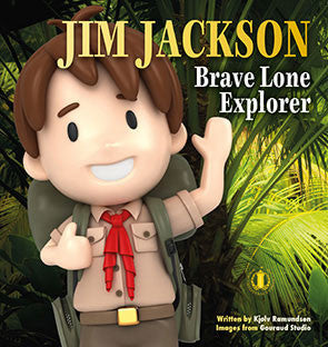 Jim Jackson Brave Lone Explorer (Level 8)