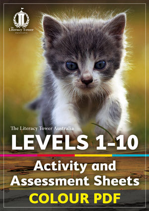 Levels 1–10 Activity and Assessment Sheets Colour PDF