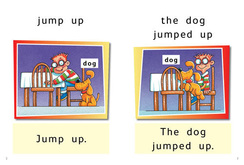 jump up (Pre-level 1)