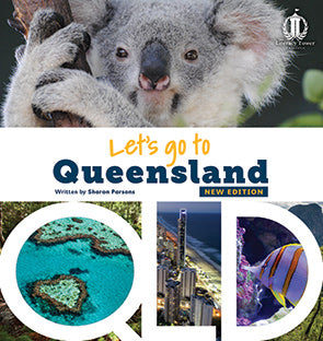 Let's Go to Queensland! (Level 22) NEW EDITION