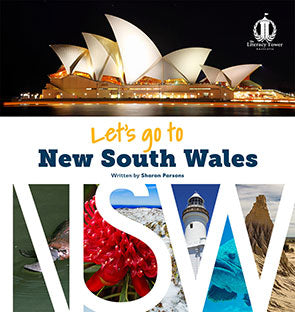 Let's Go to New South Wales (NSW)  Australian States Series (Level 31+)