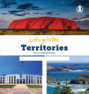 Let's Go to the Territories (NEW in stock!) Australian States Series