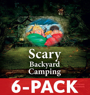 Scary Backyard Camping 6-pack (Level 13)