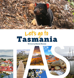 Let's Go to Tasmania (TAS)  Australian States Series (Level 31+)