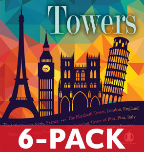 Towers 6-pack (Level 27)