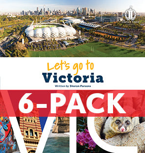 NEW Let's Go to Victoria (VIC) Australian States Series (Level 31+)