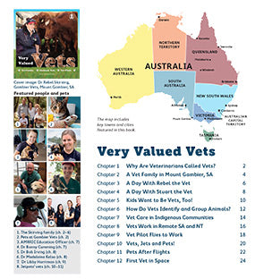 NEW Very Valued Vets 6-PACK (17% discount)
