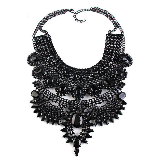 BBB Statement Necklace
