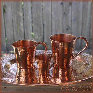 Polishing your Copperware: A Sertodo Video