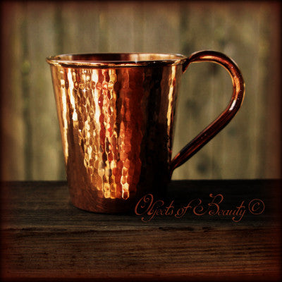 Taking care of your Copper Moscow Mule Mug: A Sertodo Video