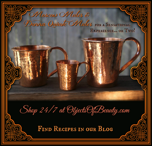 Just how safe is it to drink out of Copper ~ by Jonathan Beall of Sertodo Copper