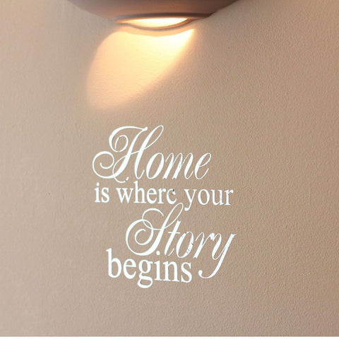 Mirror Silver Home is where your Story begins