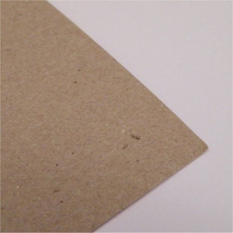 Rough Brown Recycled Card 280gsm