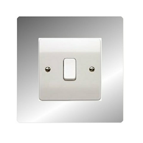 Acrylic Light Switch Surround