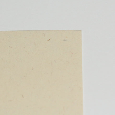 Straw Cream Recycled Card 350gsm
