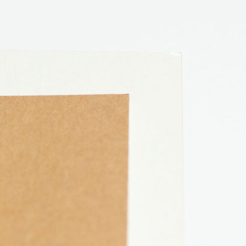 Multi White Recycled Card 350gsm