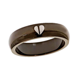 HEART OF STEEL Young Widow's Ring