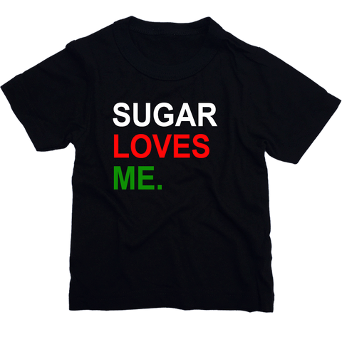 *Xmas Edition* Sugar Loves Me T-Shirt