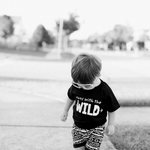Runs With The Wild T-Shirt - Organic Clothing By Wolf Pup Threads - 2