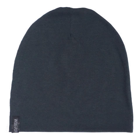 New Moon Beanie - Organic Clothing By Wolf Pup Threads