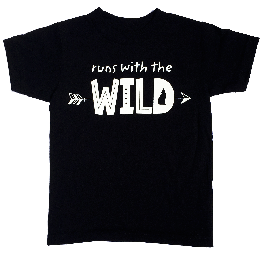 Runs With The Wild T-Shirt