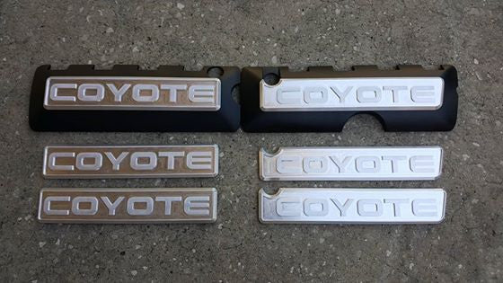 COYOTE Coil Covers, Coil Covers - Infinite Machine Concepts
