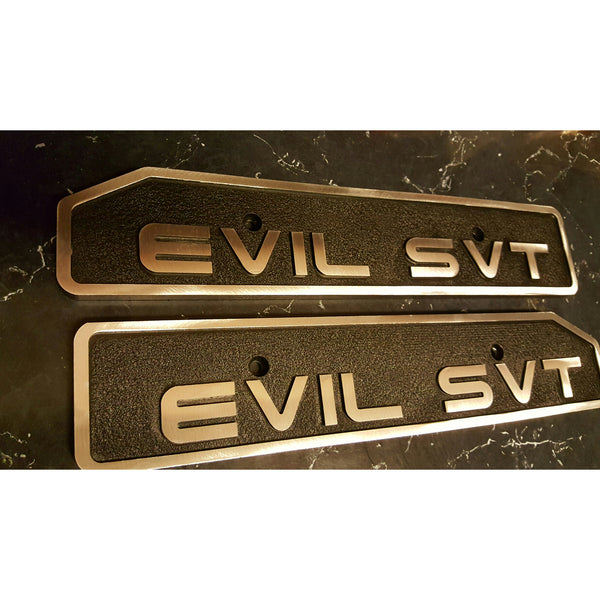 Mustang 4v Custom Text Coil Covers, Coil Covers - Infinite Machine Concepts