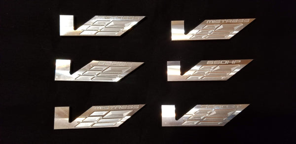 CTS-V Billet Emblems-Badges, Badges - Infinite Machine Concepts