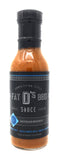 Fat D's BBQ Sauce, Southern Mischief, 14 Ounce, Spicy Mustard BBQ Sauce