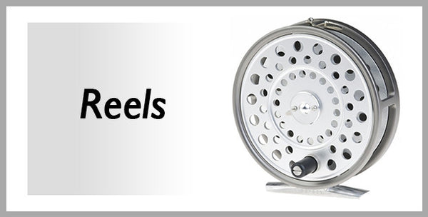 Fly Reels and Spools