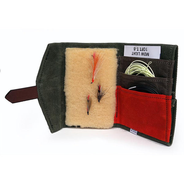 Finn Utility Jacob's Wallet - Fly Fishing Specialties