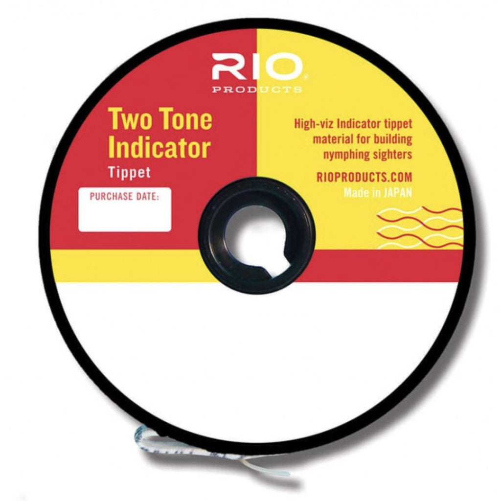 RIO Two-Tone Indicator Tippet - Fly Fishing Specialties