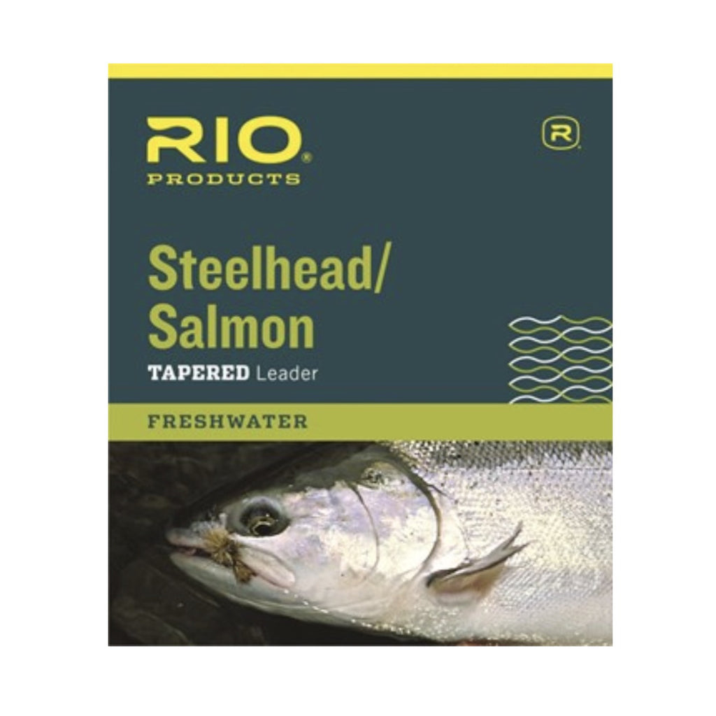 RIO Steelhead/Salmon Leader - Fly Fishing Specialties