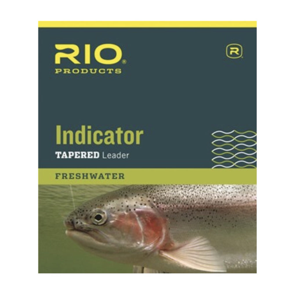 RIO Indicator Leader - Fly Fishing Specialties